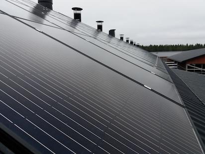 250kW Solpanelsanläggning 5